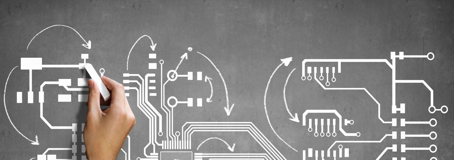 Разработка электронных приборов, микроэлектронных интегральных схем и сложных функциональных (IP) блоков